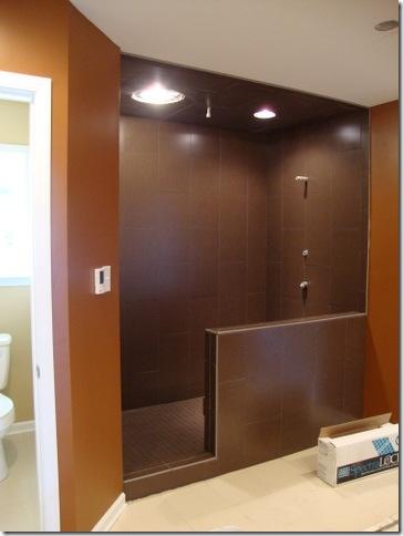 Shower and Linen Closet   Amy J. Bennett