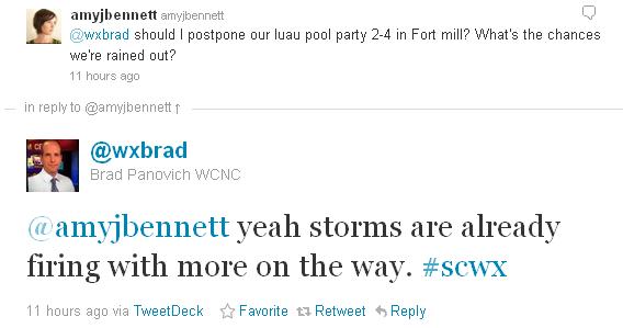 Twitter - @wxbrad- @amyjbennett yeah storms a ...