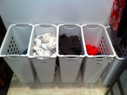 Image result for laundry sorting