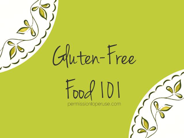 GlutenFreeFood101