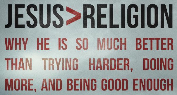jesusreligion